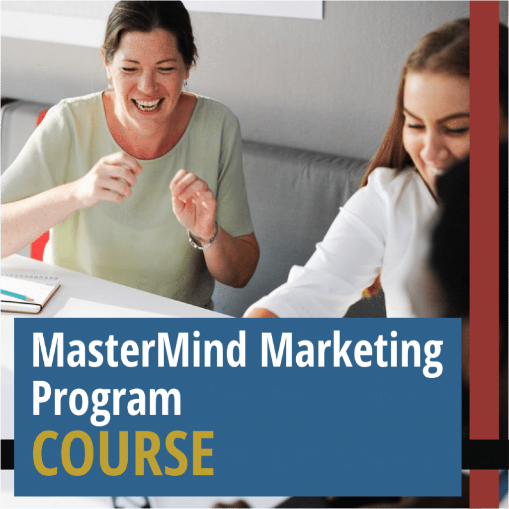 MasterMind Marketing Programme - Course