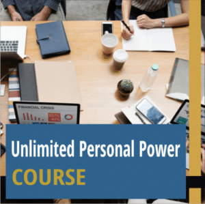 Unlimited Personal Power - Course