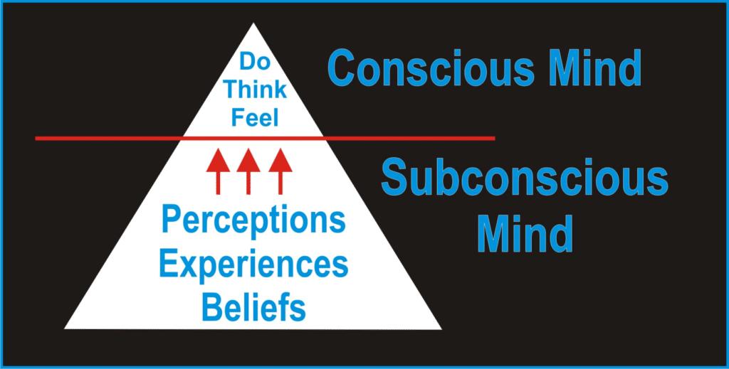 Conscious and Subconscious.