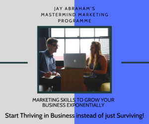 Start Thriving in Business instead of just Surviving!